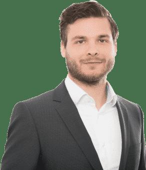 Florian Fauser Mitarbeiter der excent Treuhand