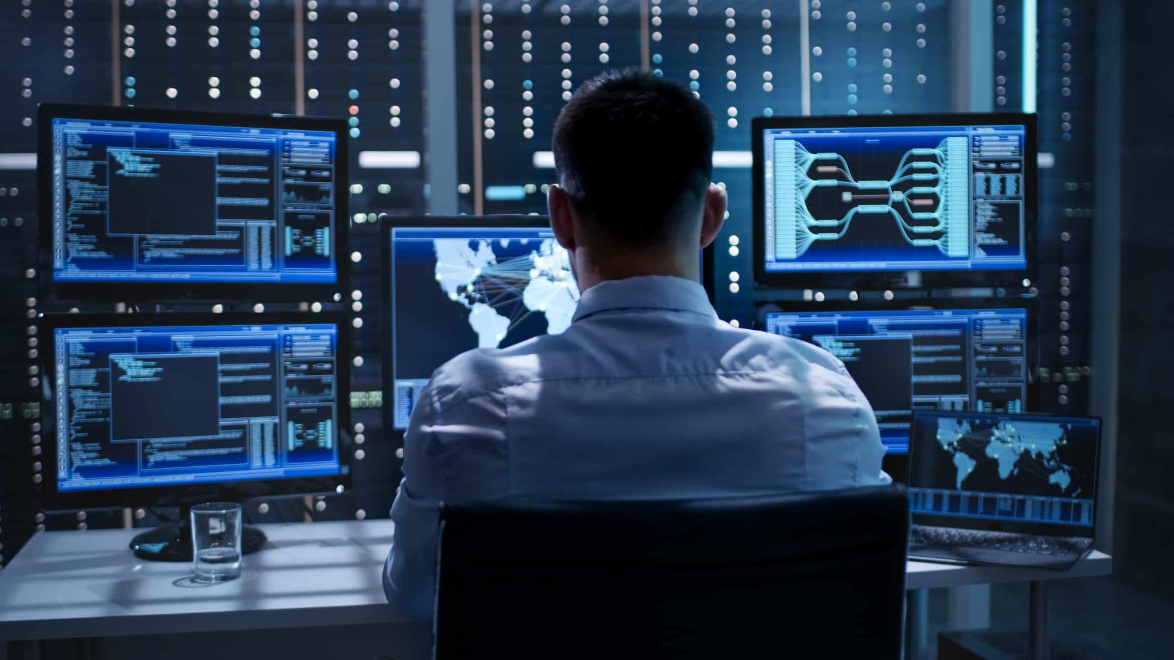 System Security Datenschutz excent
