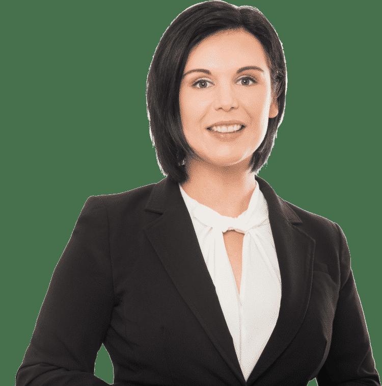 Anna Wiesian Leiterin HR und F&R excent AG