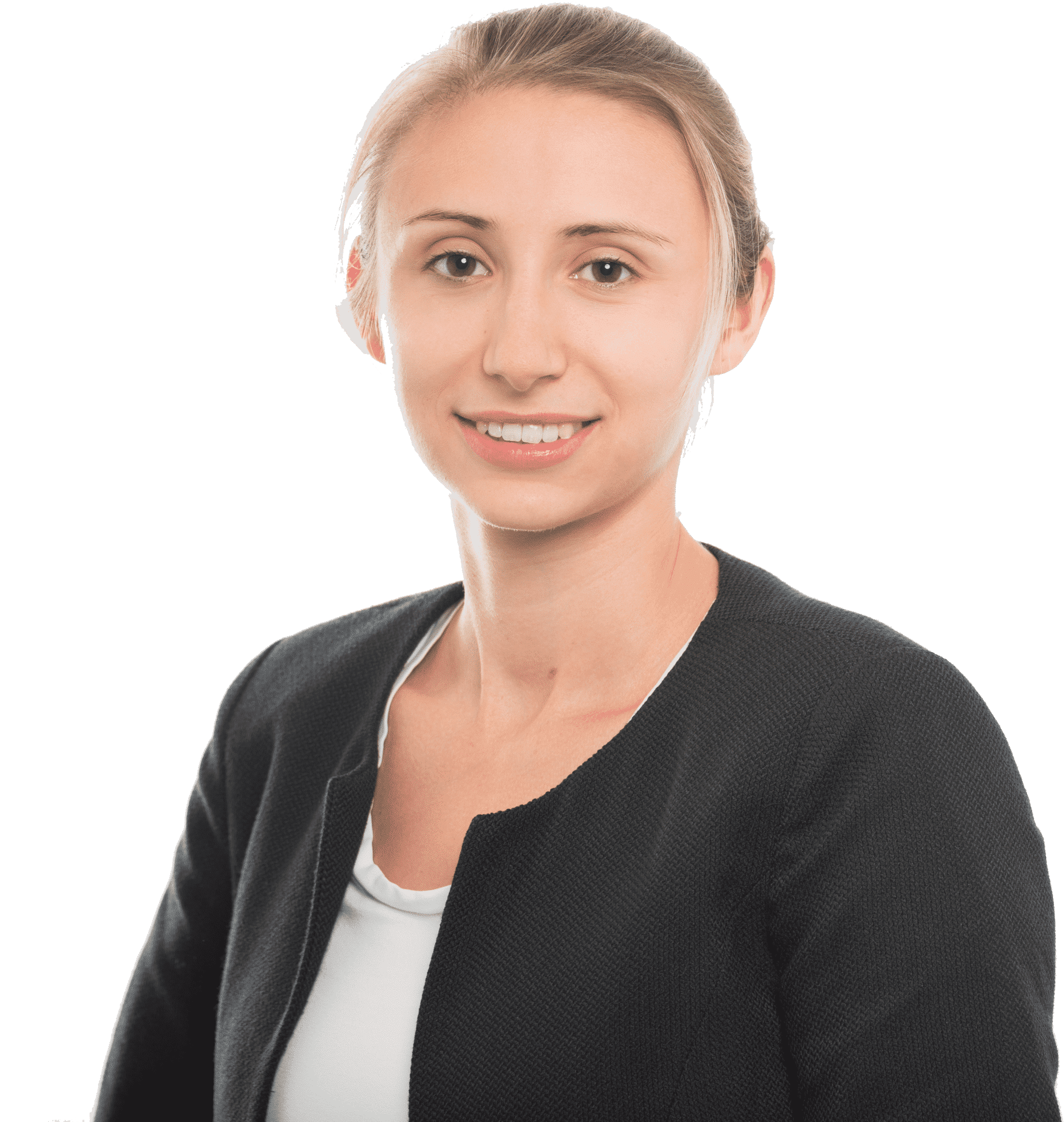 Mitarbeiterin excent Carla Roth